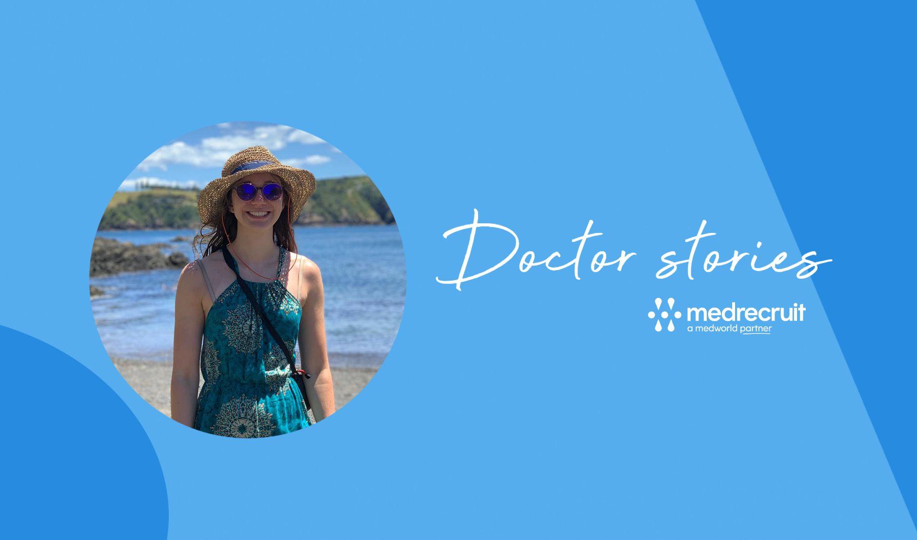 Dr Rachel - NZ beach - doctor stories