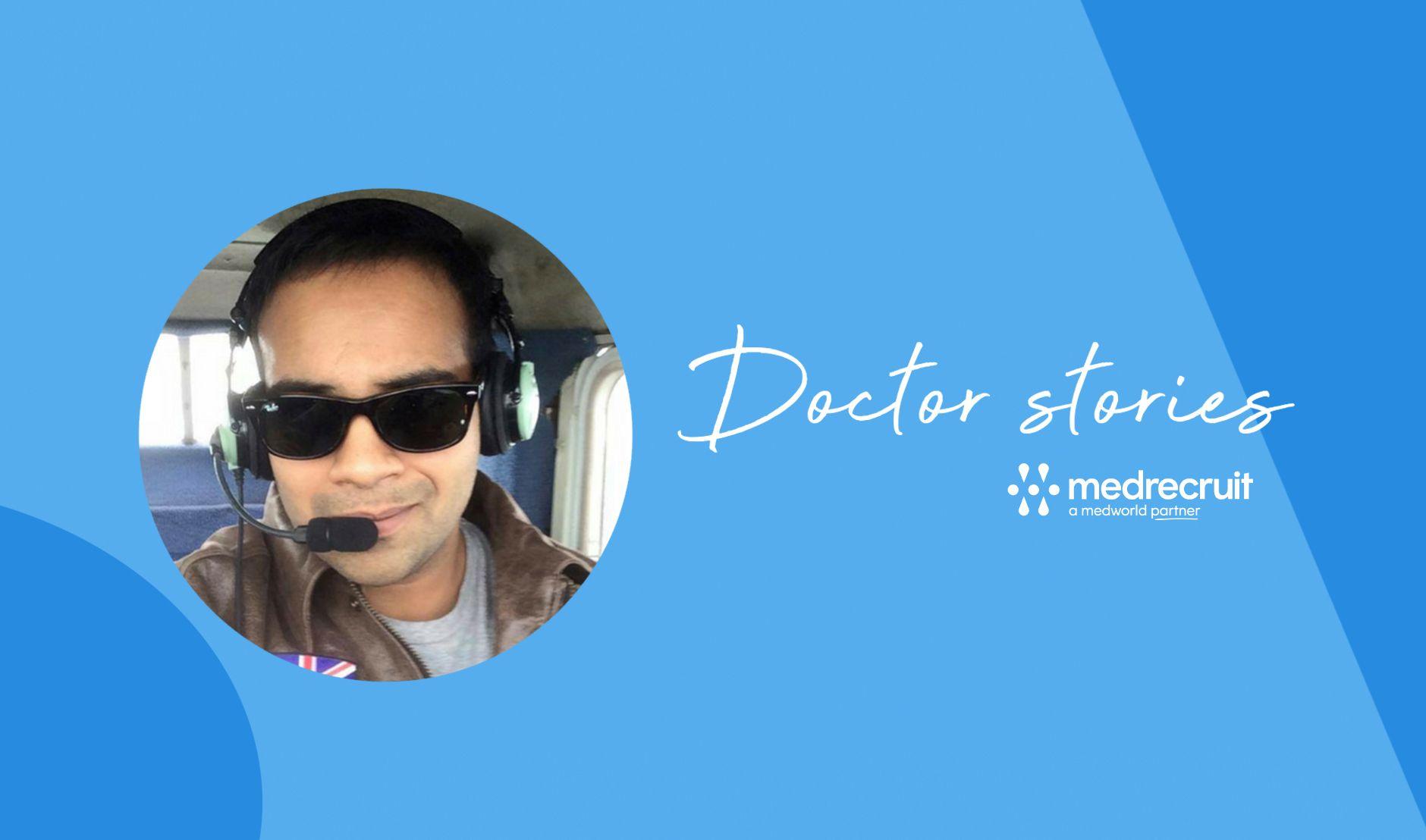 Dr Kiren - full time locum