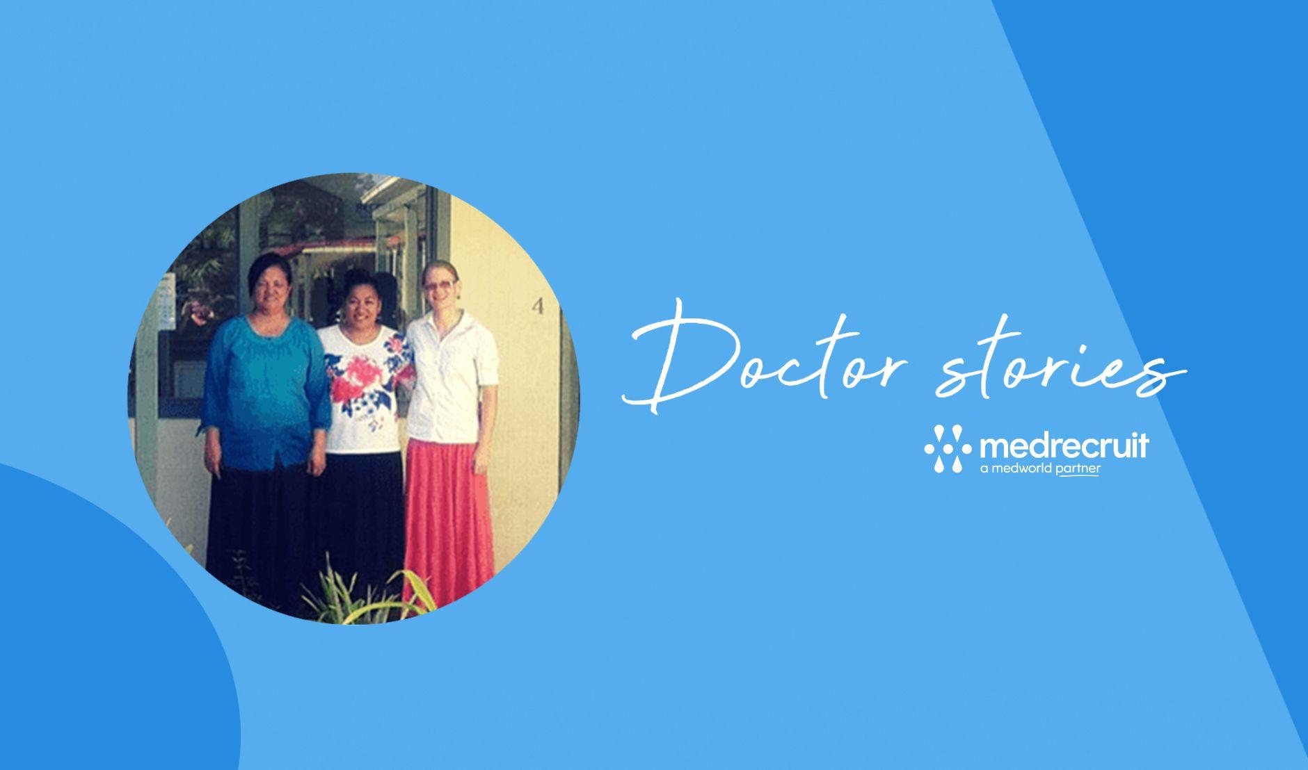 working in tonga - doctor clinic