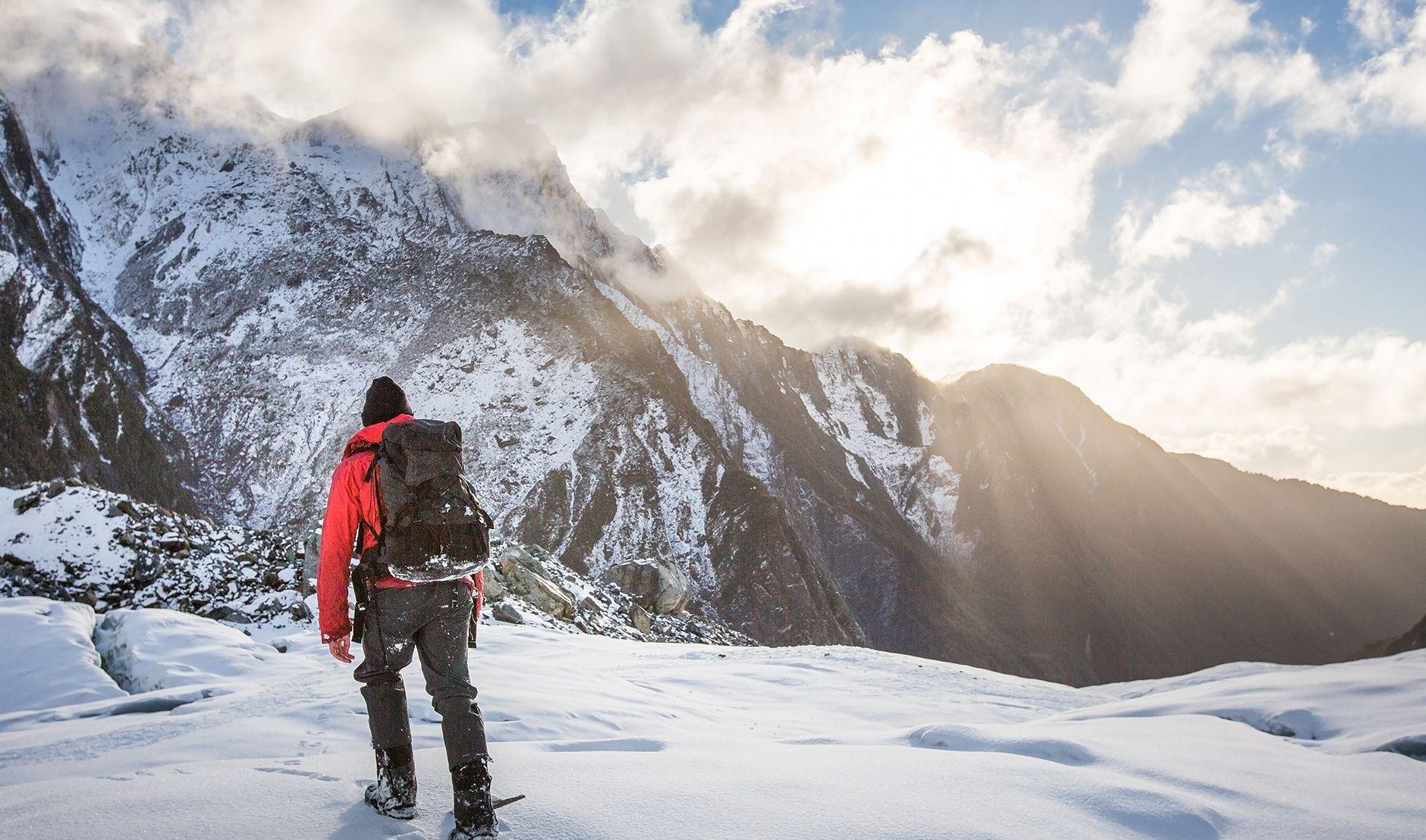 Swedish doctor hiking - Sweden vs NZ